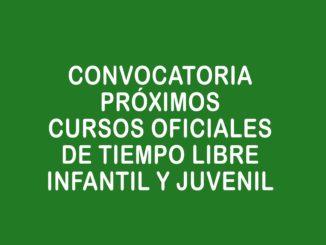 Cursos Oficiales de Ocio y Tiempo Libre de la Escuela de Animación Natura 2000